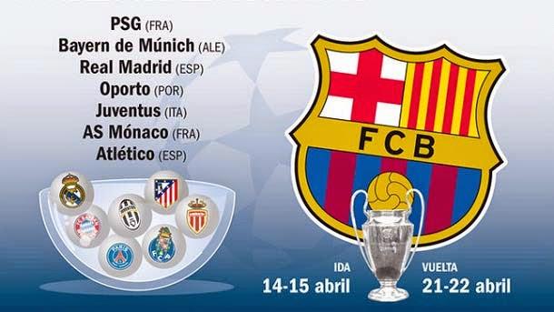 Resultados De Cuartos De Final Uefa Champions League 2015 - UKIndex