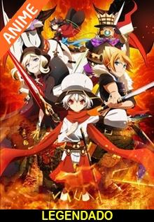 Assistir Chaos Dragon: Sekiryuu Senyaku Online