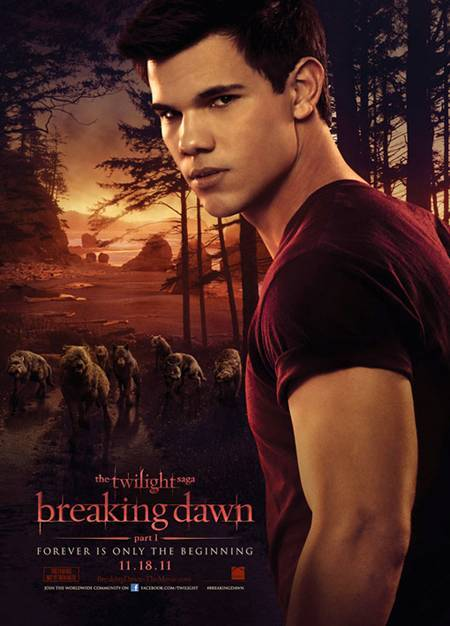Breaking Dawn Poster