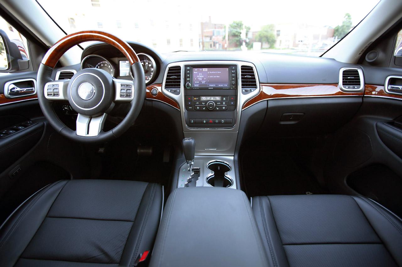 2011 New Jeep Grand Cherokee Europe