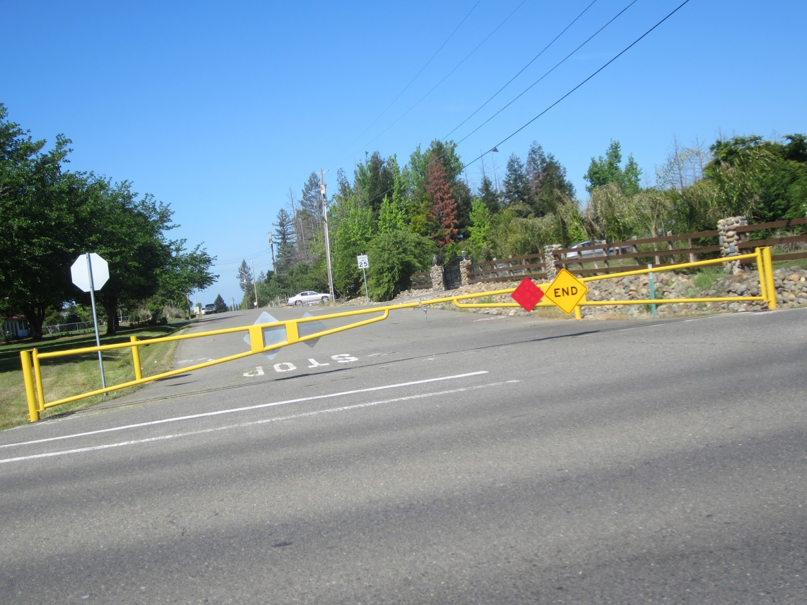Elk Grove City Council Hears Earful on Rubia Drive Closure