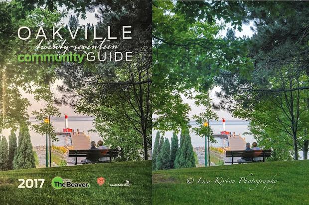 Oakville Community Guide Cover 2017