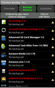 Backup Data Aplikasi Android