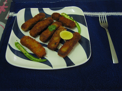Chicken finger recipe