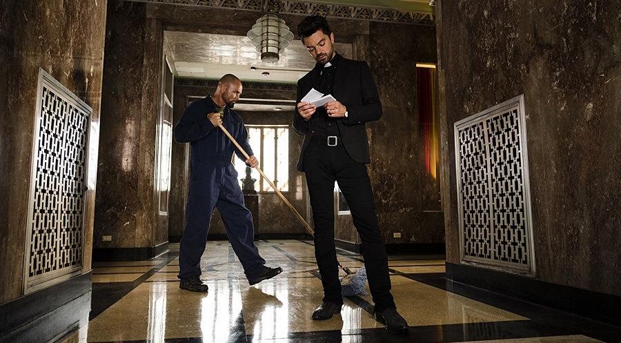 Preacher - 3ª Temporada Completa 2018 Série 1080p Full HD HD completo Torrent