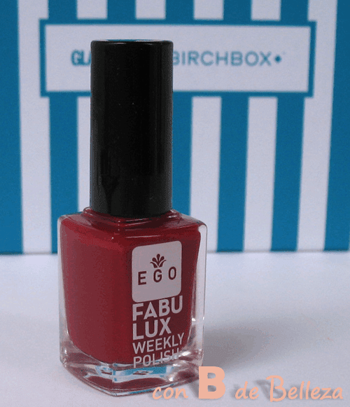 Fabulux weekly polish EGO