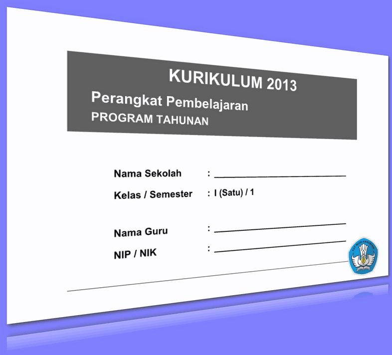 PROGRAM TAHUNAN KURIKULUM 2013 KELAS 1 UPDATE 2016 (26 HALAMAN)