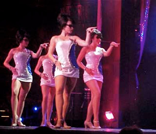 Sexy & Fun Shows- Holland America Cruise