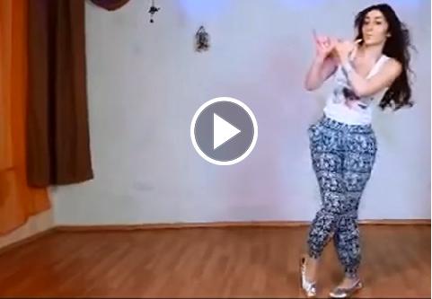 Girl Amazing Dance Choreography