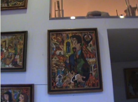 EXPOSICIÓN SAMMER GALLERY 2008