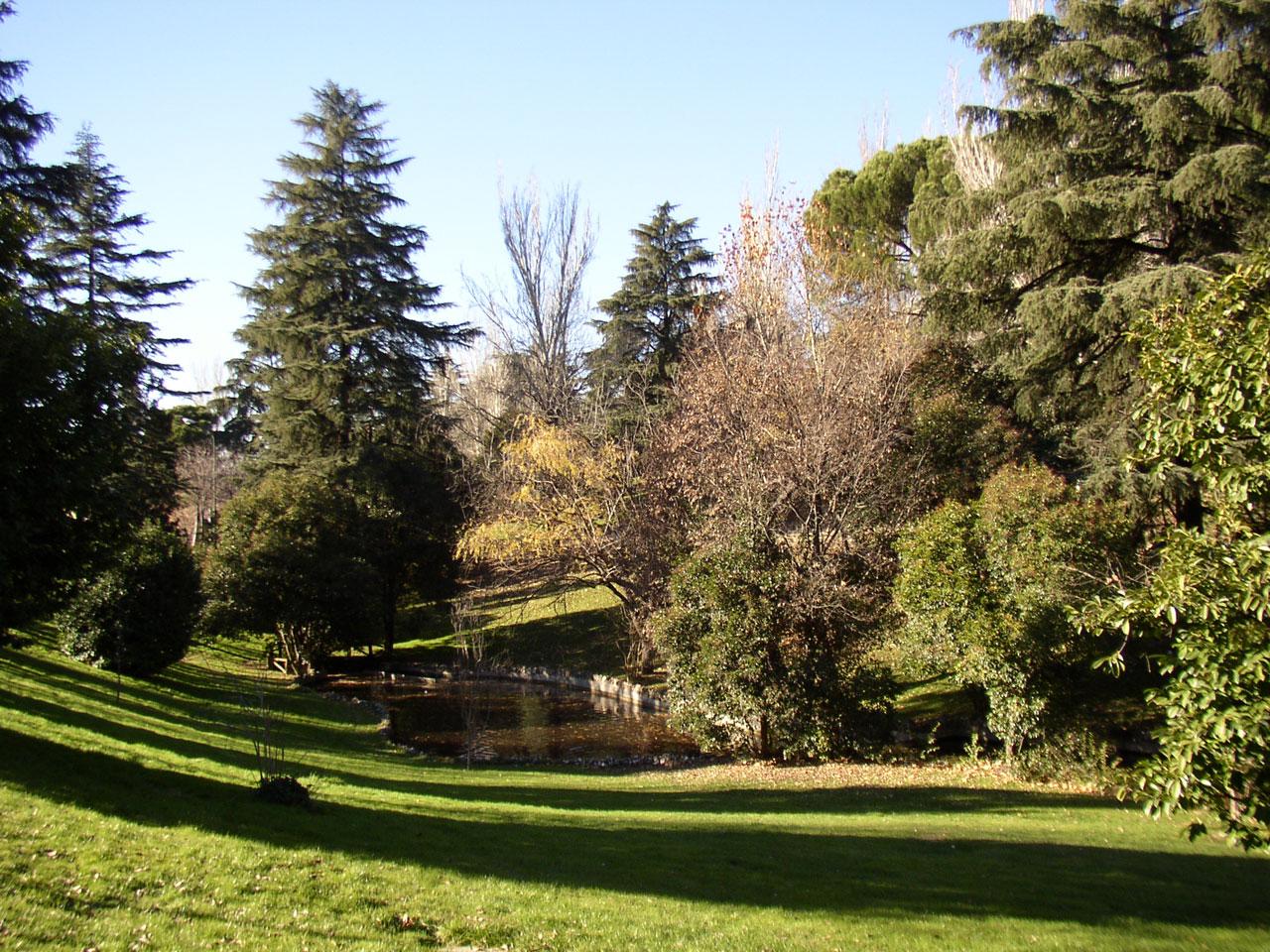 Ail Madrid Escuela De Espa Ol Parte Ii Parques De