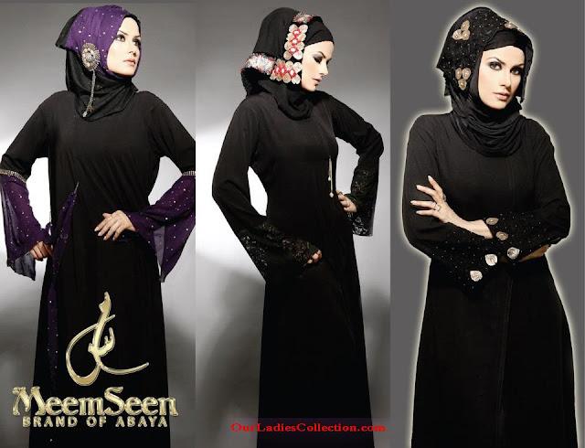 Dubai Abaya Fashion