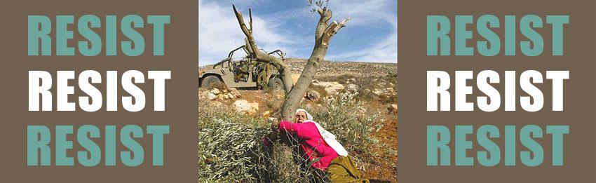 Free Palestine Resist
