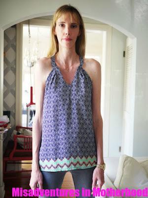 Pixley nelda halter blouse