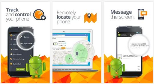 تطبيق مجاني للأندرويد لمنع سرقة جهازك وتحديد موقعه والتحكم فيه عن بعد Anti-Theft APK 3.0.7118