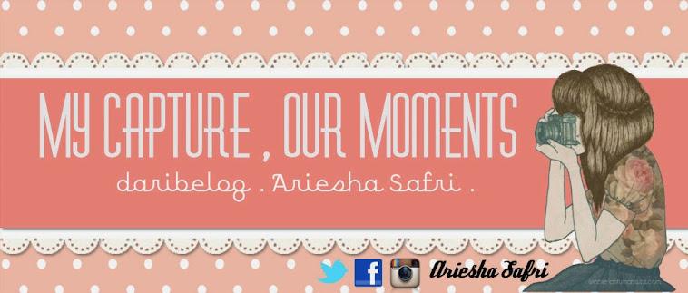 DariBelog Ariesha Safri
