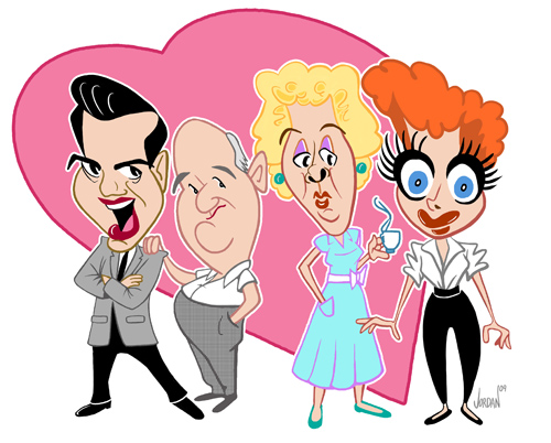 i love lucy cast pictures. quot;I Love Lucyquot; cast!