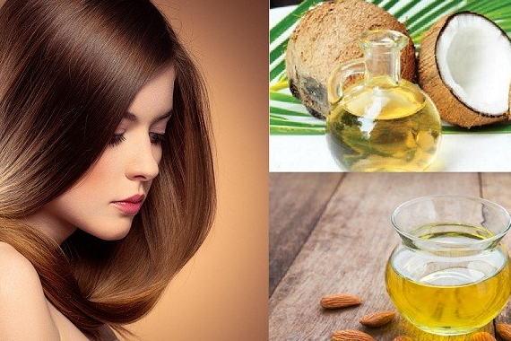 Mẹo hấp tóc bằng dầu dừa nhanh mà hiệu quả