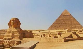 Misteri Patung Sphinx