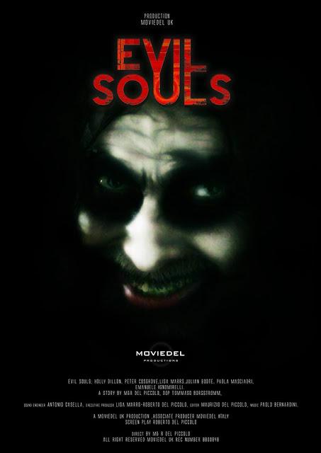 evil souls poster