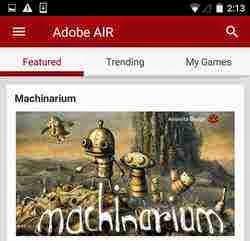 Free Download Adobe AIR apk 3.1.0.488