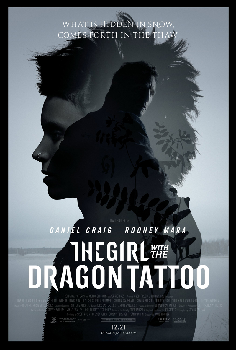 Chasing bernadette february 2012 for The girl with the dragon tattoo