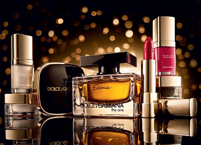 dolce gabbana maquillage noel 2015
