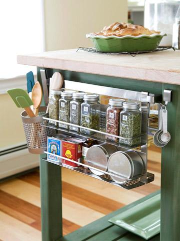Entre barrancos decoraci n islas de cocina o carritos - Carritos para cocina ...
