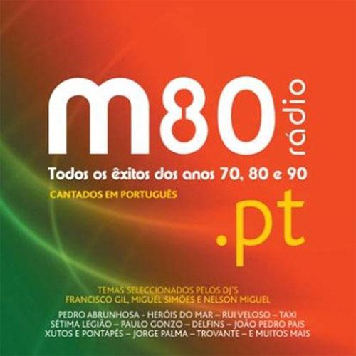 Baixar CD oLHJa.jpg Rádio M80 – Cantados em Português (2012)