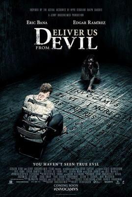 LÍBRANOS DEL MAL (Deliver Us From Devil) (2014) Ver Online
