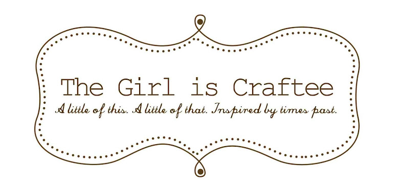 the girl is craftee
