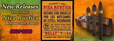 Nica Rustica Cigar: New Sizes Available