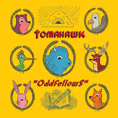 "TOMAHAWK ""Oddfellows"" / ""Stone Letter"""