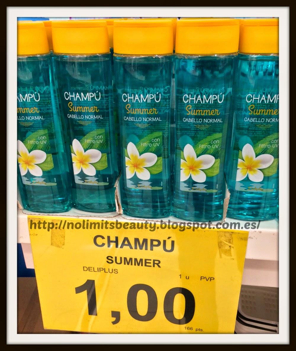 Champú Summer - Deliplús