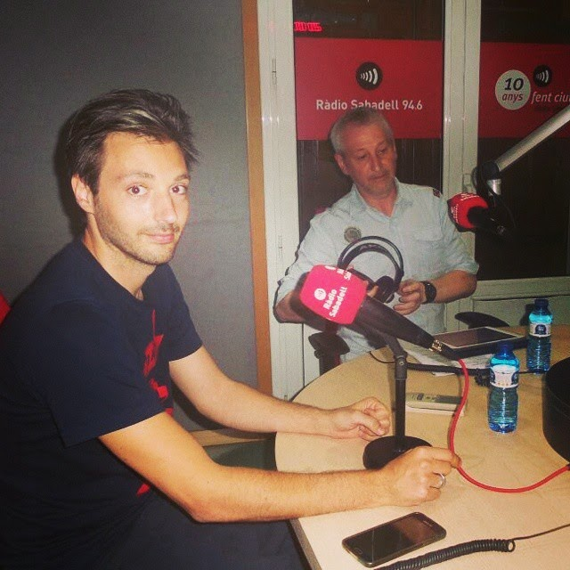 amb Jordi Tarradas
