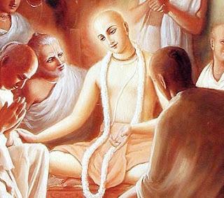 Kripaluji Maharaj disciple speaks on disciplic succession