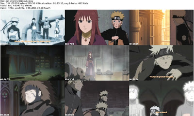 Download Naruto Shippuuden Movie 4: The Lost Tower (2010) DVDRip | 300 MB
