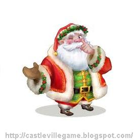 castleville game kris kringle quests