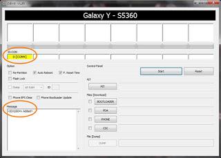 Cara Install Ulang (Flashing) Samsung Galaxy Young 2014