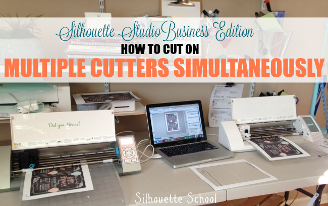 what is silhouette machine