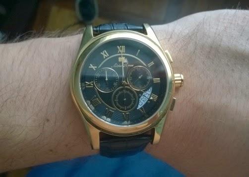 часы на руке, 250G311S, Michel Renee