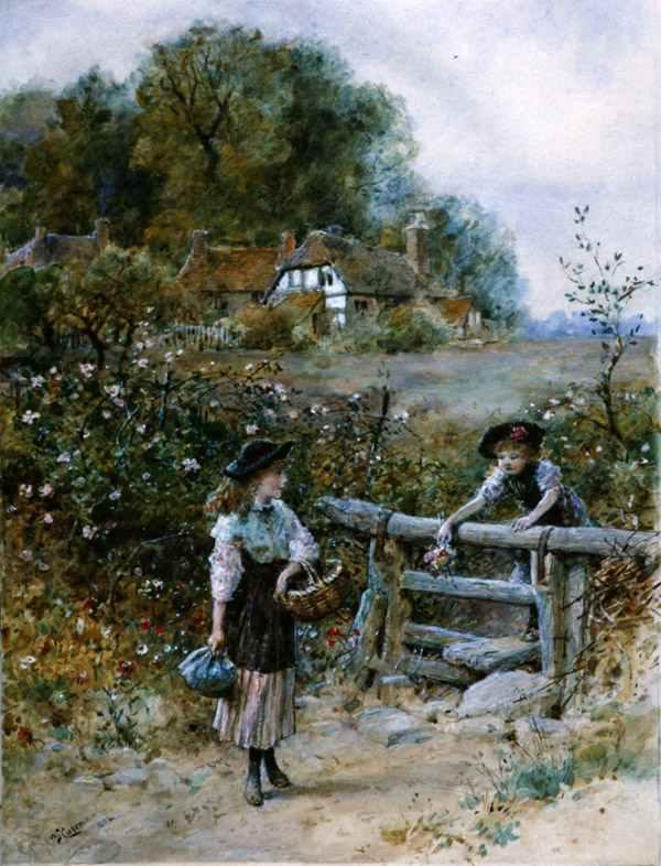 Victorian British Painting: William Stephen Coleman