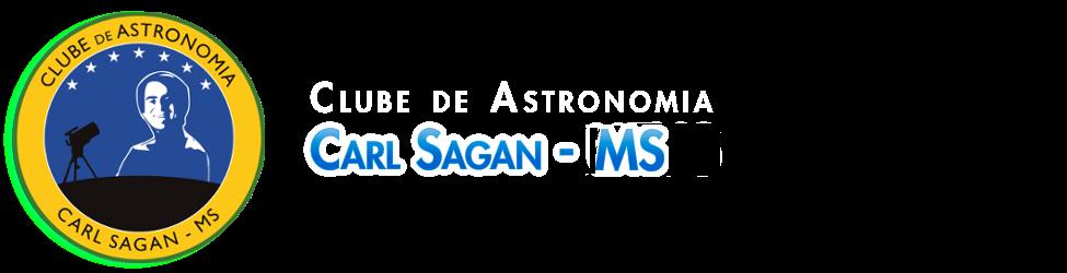 Clube de Astronomia Carl Sagan - MS