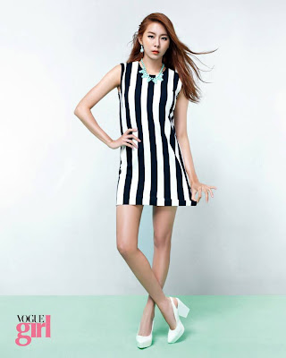 Uee After School Vogue Girl Magazine June 2013