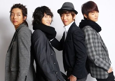 Lirik dan Terjemahan CN Blue - I Will Forget You