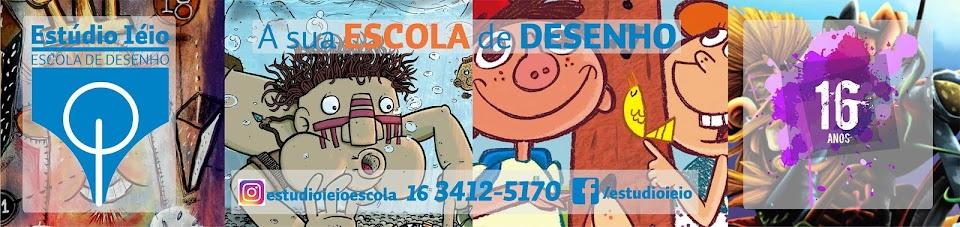 ESTÚDIO IÉIO - ESCOLA DE DESENHO