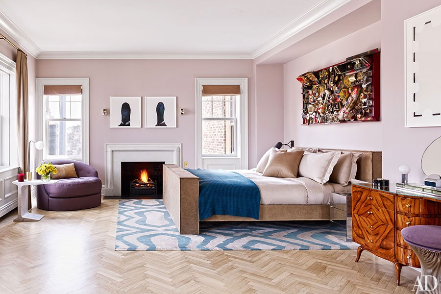 Loveisspeed A Greenwich Village Penthouse Designed By Rafael De C Rdenas Catering To