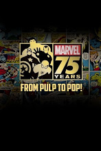 Marvel 75 Years: From Pulp to Pop! (2014) [Vose]