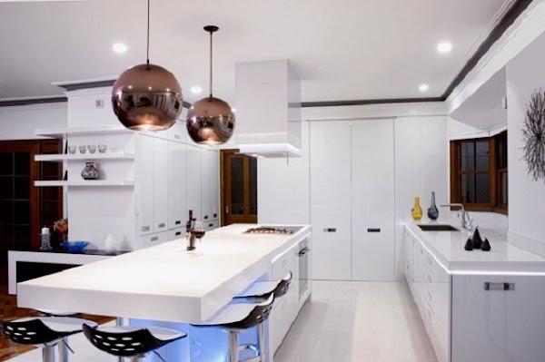 Cocinas modernas for Cocinas modernas pequenas 2015