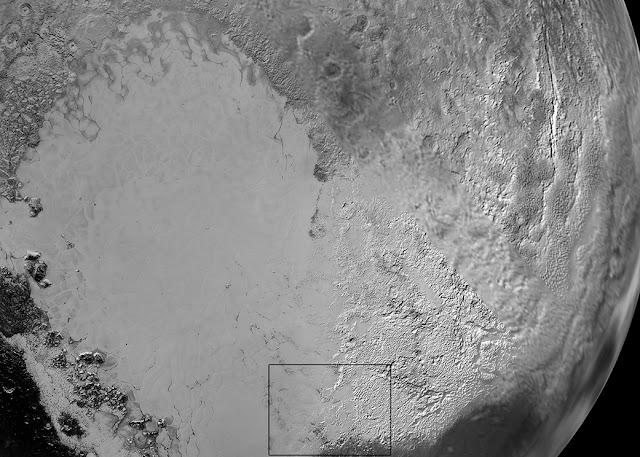 Równina Sputnik Planum na Plutonie